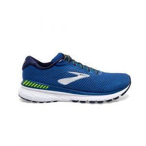 נעלי ריצה ברוקס לגברים Brooks Adrenaline GTS 20 - כחול