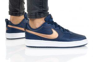 נעלי סניקרס נייק לנשים Nike COURT BOROUGH LOW 2 - כחול