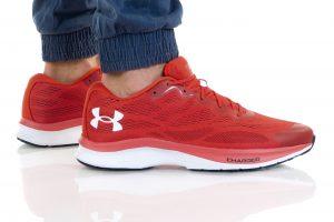 נעלי ריצה אנדר ארמור לגברים Under Armour CHARGED BANDIT 6 - אדום
