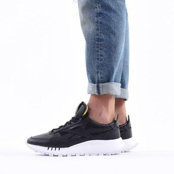 נעלי סניקרס ריבוק לגברים Reebok Classic Legacy - שחור