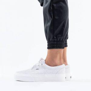נעלי סניקרס ואנס לנשים Vans Era Platform - לבן מלא