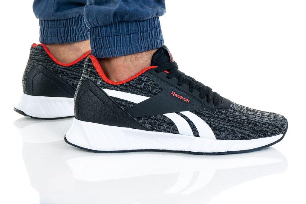 נעלי ריצה ריבוק לגברים Reebok LITE PLUS 2 - שחור/אדום