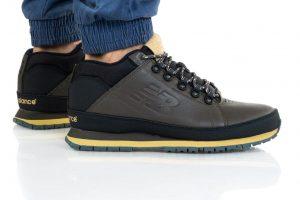 נעלי הליכה ניו באלאנס לגברים New Balance H754 - חום/צהוב