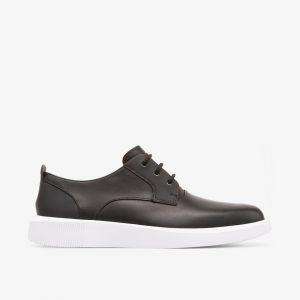 נעלי אלגנט קמפר לגברים Camper Bill - שחור/לבן