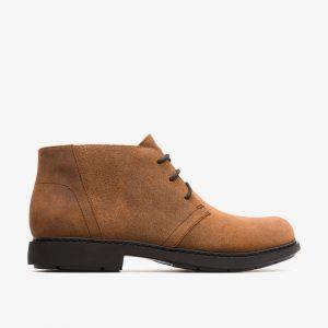 נעלי אלגנט קמפר לגברים Camper Neuman - חום