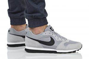 נעלי סניקרס נייק לגברים Nike MD RUNNER 2 - אפור