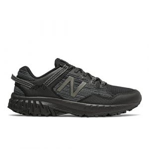 נעלי ריצת שטח ניו באלאנס לגברים New Balance MT410 - שחור