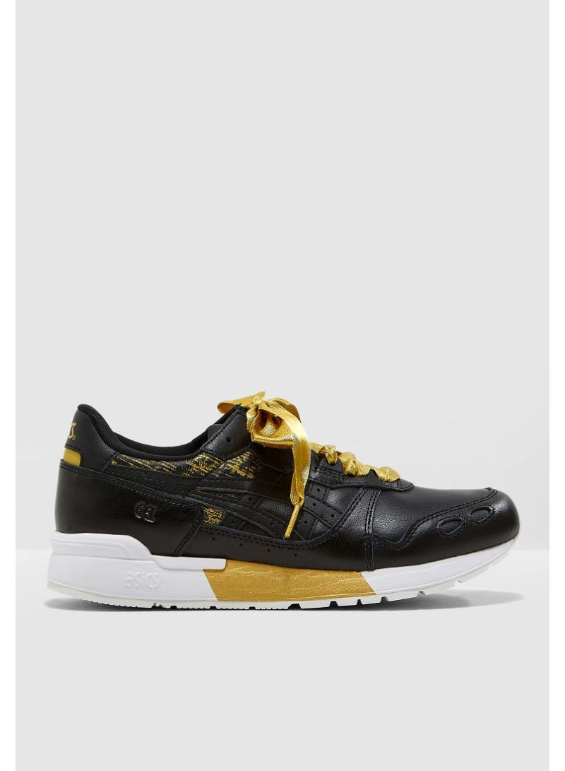 נעלי סניקרס אסיקס טייגר לנשים Asics Tiger Gel Lyte - שחור