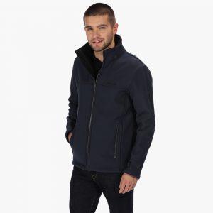 ג'קט ומעיל רגטה לגברים Regatta Conlan - כחול