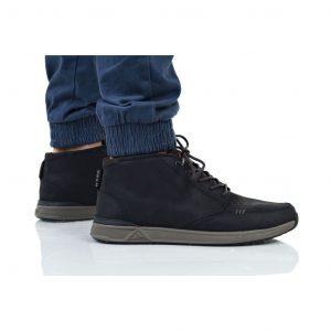 נעלי סניקרס ריף לגברים Reef ROVER MID - כחול כהה