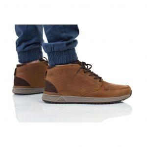נעלי סניקרס ריף לגברים Reef ROVER MID - חום