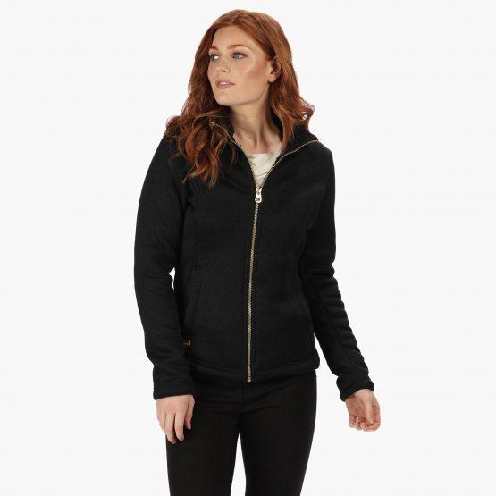 ג'קט ומעיל רגטה לנשים Regatta Raizel - שחור