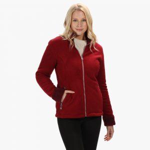 ג'קט ומעיל רגטה לנשים Regatta Bernice - אדום
