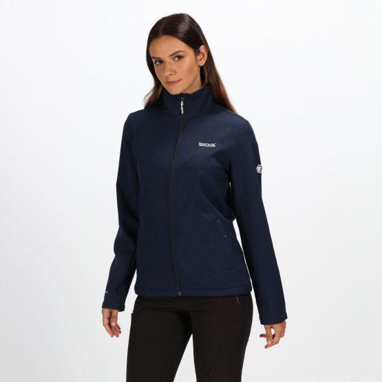 ג'קט ומעיל רגטה לנשים Regatta Carby - כחול כהה