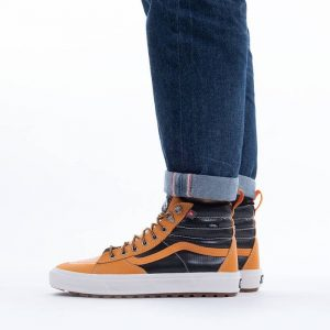 נעלי סניקרס ואנס לגברים Vans Sk8-Hi Mte 2.0 Dx - שחור/חום