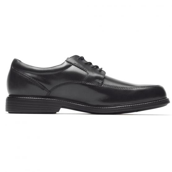 נעלי אלגנט רוקפורט לגברים Rockport Charlesroad Apron - שחור