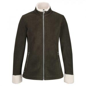 ג'קט ומעיל רגטה לנשים Regatta Bernice - ירוק