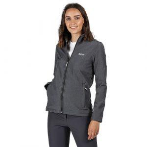 ג'קט ומעיל רגטה לנשים Regatta Carby - אפור