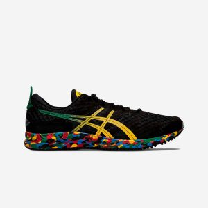 נעלי ריצה אסיקס לגברים Asics Gel-Noosa Tri 12 - צבעוני/שחור