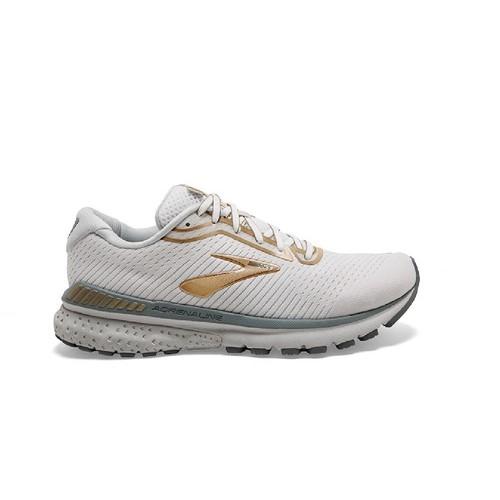 נעלי ריצה ברוקס לנשים Brooks Adrenaline GTS 20 - אפור/לבן