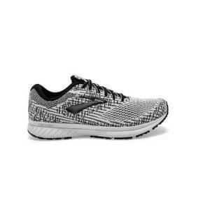 נעלי ריצה ברוקס לנשים Brooks 3 Revel - אפור בהיר