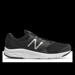 נעלי ריצה ניו באלאנס לנשים New Balance W411 - שחור/לבן