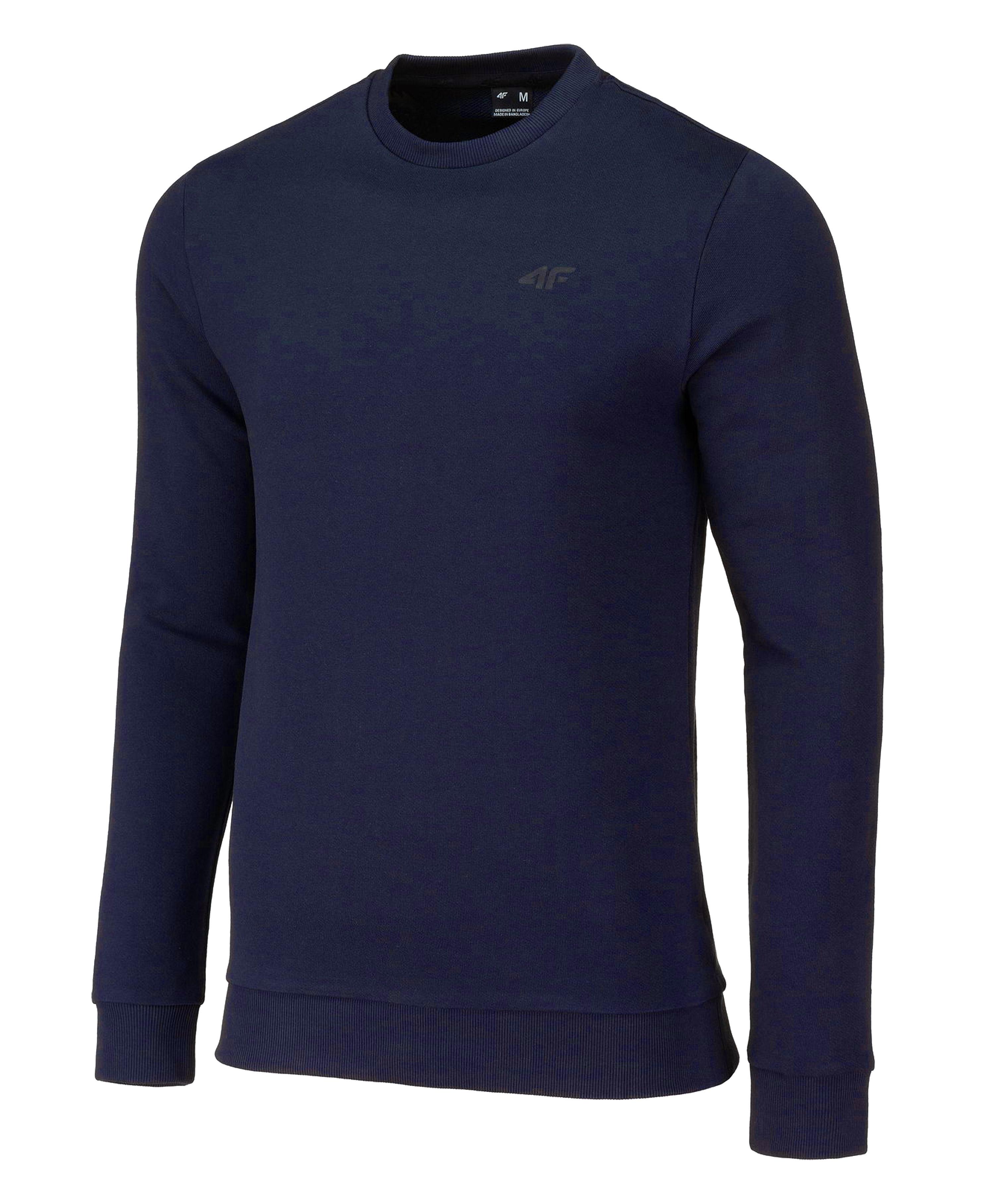 ג'קט ומעיל פור אף לגברים 4F warm - כחול כהה