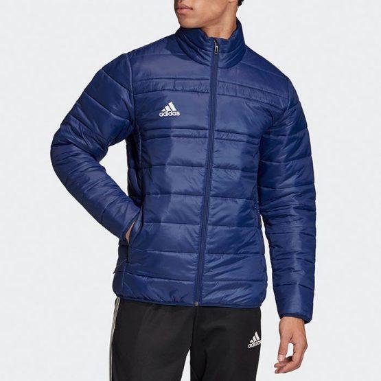 ג'קט ומעיל אדידס לגברים Adidas JACKET 18 - כחול