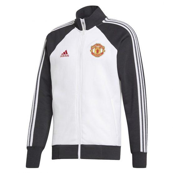 בגד אדידס לגברים Adidas Manchester United - שחור/לבן