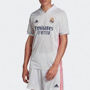 בגד אדידס לגברים Adidas REAL MADRID - לבן