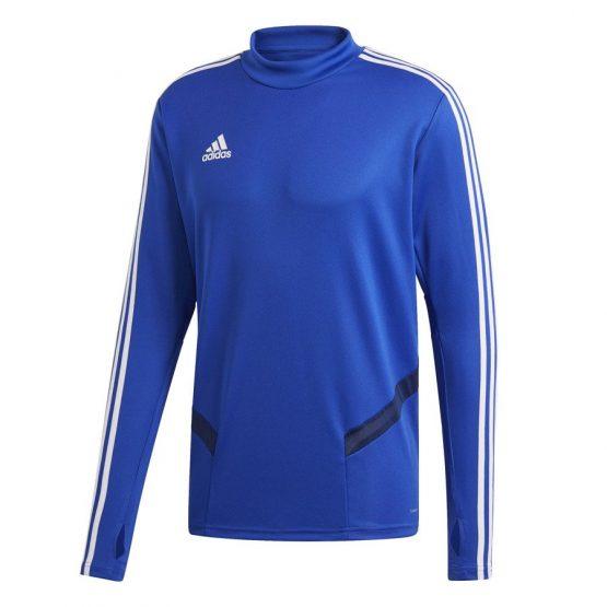חולצת אימון אדידס לגברים Adidas TIRO 19 - כחול