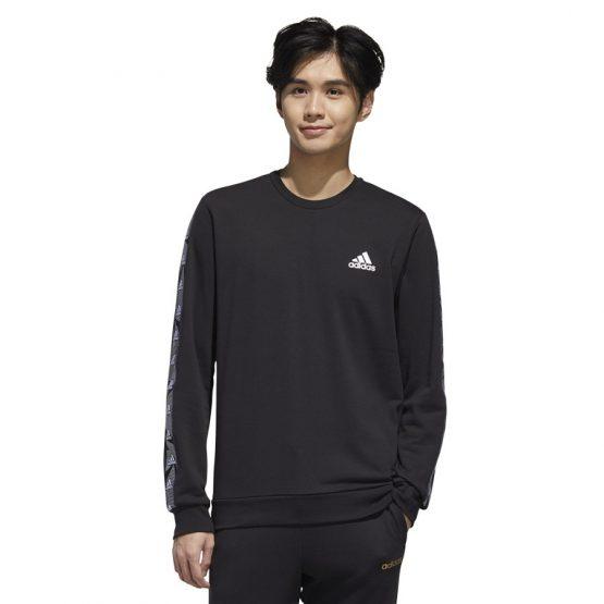 סווטשירט אדידס לגברים Adidas TPE - שחור