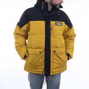 ג'קט ומעיל פילה לגברים Fila Escurcione - צהוב