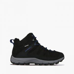 נעלי טיולים מירל לגברים Merrell Ontonagon Peak Mid - שחור