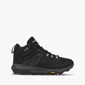 נעלי טיולים מירל לגברים Merrell Zion Peak Mid WP - שחור