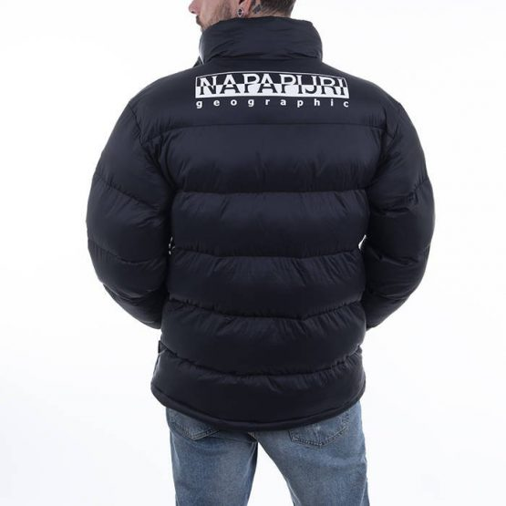 ג'קט ומעיל נפפירי לגברים Napapijri A-Tammikuu - שחור
