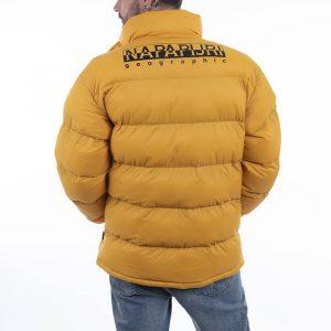 ג'קט ומעיל נפפירי לגברים Napapijri A-Tammikuu - צהוב