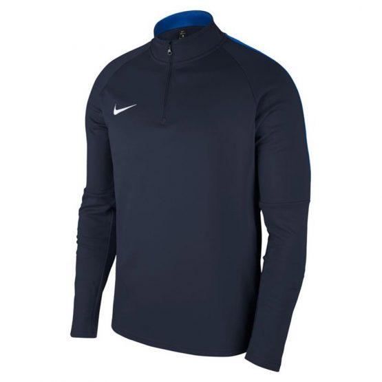 חולצת אימון נייק לגברים Nike Dry Academy 18 Dril Tops - כחול כהה