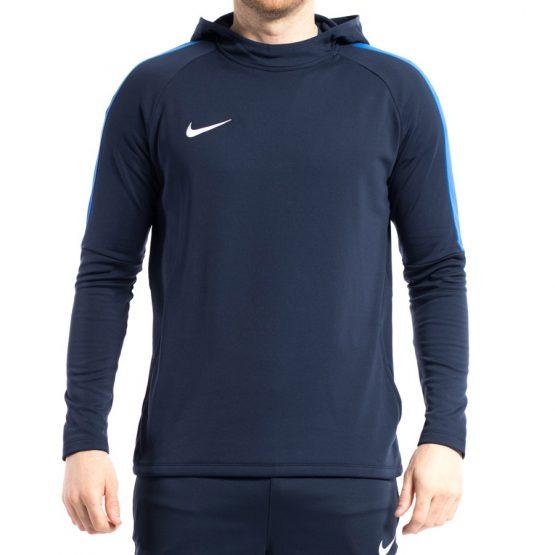 סווטשירט נייק לגברים Nike Dry Academy 18 - כחול כהה