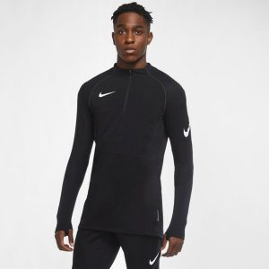חולצת אימון נייק לגברים Nike VaporKnit Strike - שחור