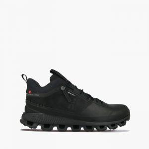 נעלי ריצה און לגברים On Running Cloud Hi Waterproof - שחור