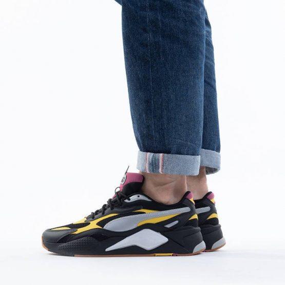 נעלי סניקרס פומה לגברים PUMA Rs-X3 Grids - צבעוני
