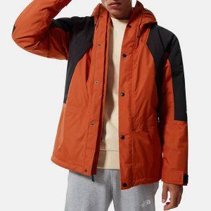 ג'קט ומעיל דה נורת פיס לגברים The North Face 1990 Mountain Light Dryvent Ins Jacket - כתום