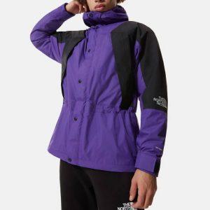 ג'קט ומעיל דה נורת פיס לגברים The North Face 1990 Mountain Light Dryvent Ins Jacket - סגול
