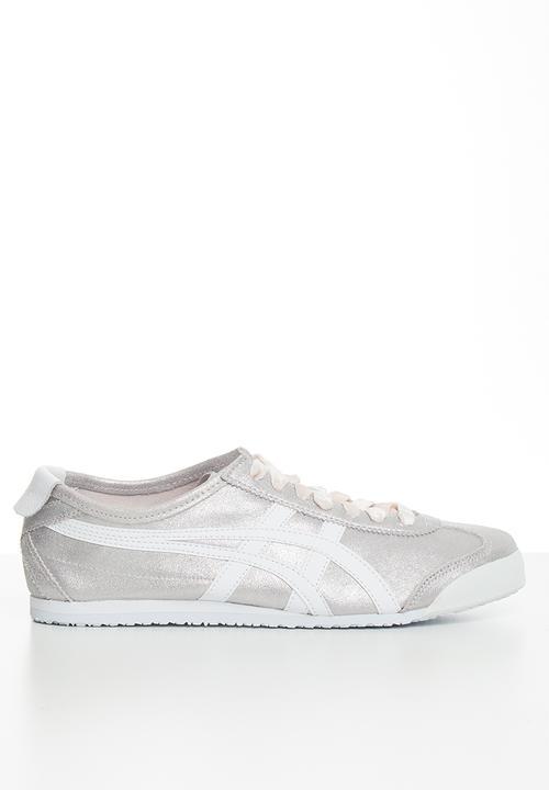 נעלי סניקרס אסיקס טייגר לנשים Asics Tiger Mexico 66 - כסף