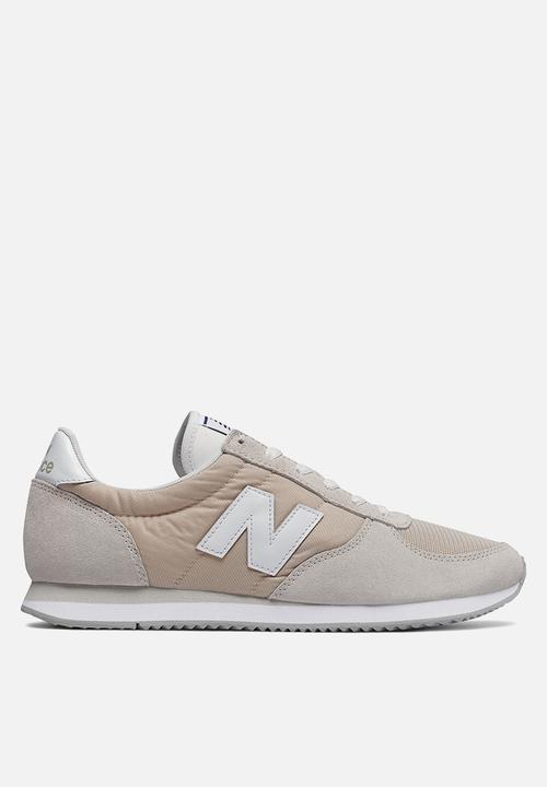 נעלי סניקרס ניו באלאנס לגברים New Balance U220 - בז'