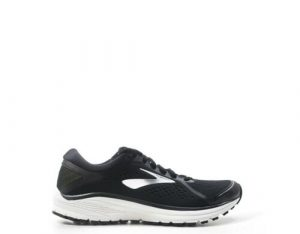נעלי ריצה ברוקס לגברים Brooks Aduro 6 - שחור/לבן