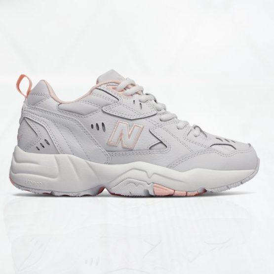 נעלי סניקרס ניו באלאנס לנשים New Balance WX608 - צבעוני בהיר