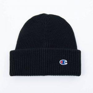 כובע צ'מפיון לגברים Champion Beanie Cap - שחור