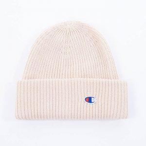 כובע צ'מפיון לגברים Champion Beanie Cap - לבן